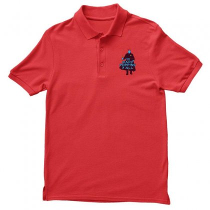 I'm Mary Poppins Y'all Men's Polo Shirt Designed By Vr46