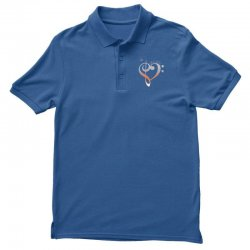 music expresses clef heart girls Polo Shirt | Artistshot