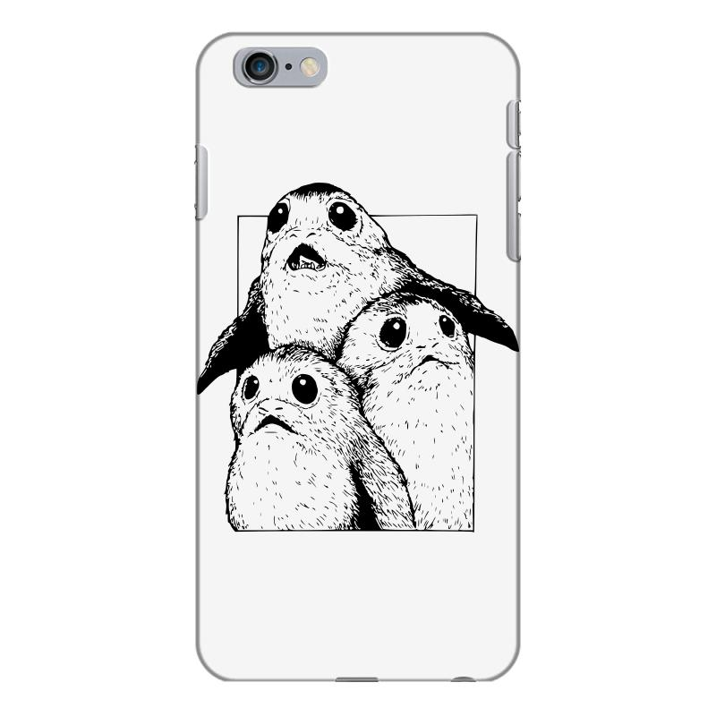 detailed look 0a306 73844 Porg Iphone 6 Plus/6s Plus Case. By Artistshot