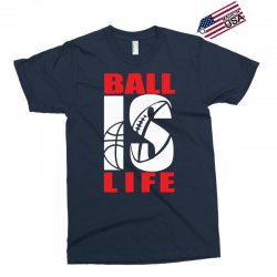 ball is life funny sports Exclusive T-shirt | Artistshot