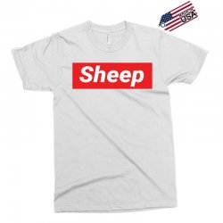 Sheep (iDubbbz Merch) Supreme Exclusive T-shirt | Artistshot