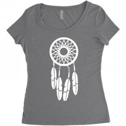dreamcatcher Women's Triblend Scoop T-shirt | Artistshot