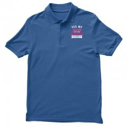 yes dogs are my children. get over it Polo Shirt | Artistshot