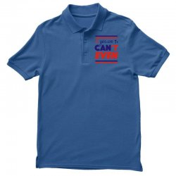 yes we can't even Polo Shirt | Artistshot