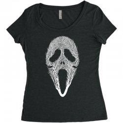 The Scream Tree Women's Triblend Scoop T-shirt | Artistshot