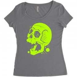 Toxic Scream Women's Triblend Scoop T-shirt | Artistshot