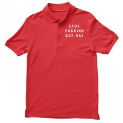 Lady Fucking Gay Gay Polo Shirt | Artistshot