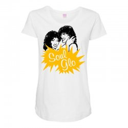 soul glo 2 Maternity Scoop Neck T-shirt | Artistshot