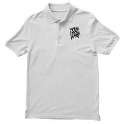 yes u can Polo Shirt | Artistshot