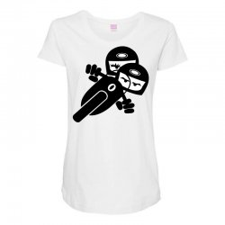 catoon2 Maternity Scoop Neck T-shirt | Artistshot
