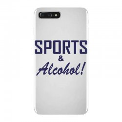 sports and alcohol iPhone 7 Plus Case | Artistshot