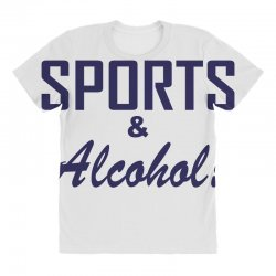 sports and alcohol All Over Women's T-shirt | Artistshot