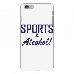 sports and alcohol iPhone 6 Plus/6s Plus Case | Artistshot