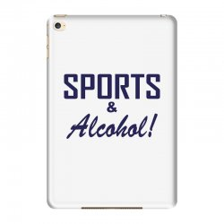 sports and alcohol iPad Mini 4 Case | Artistshot
