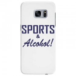 sports and alcohol Samsung Galaxy S7 Edge Case | Artistshot