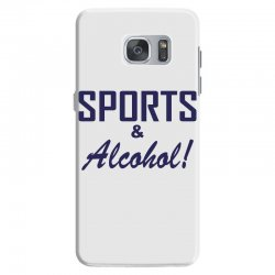 sports and alcohol Samsung Galaxy S7 Case | Artistshot