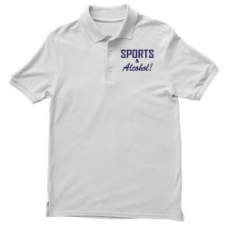 sports and alcohol Polo Shirt | Artistshot