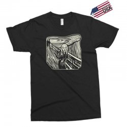 the scream Exclusive T-shirt | Artistshot