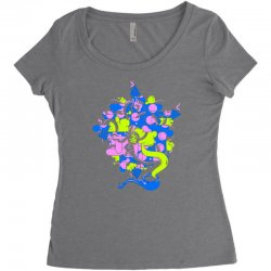 wildstyle Women's Triblend Scoop T-shirt | Artistshot