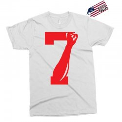 Colin Kaepernick Number 7 Exclusive T-shirt | Artistshot