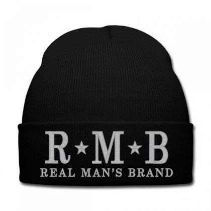 Rmb Knit Cap Designed By Realmansbrand