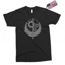 brotherhood of steel fallout 3 4 Exclusive T-shirt | Artistshot