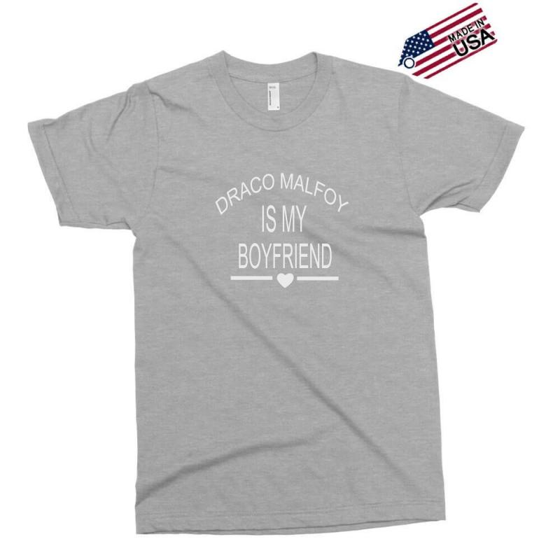 Draco Malfoy Is My Boyfriend Exclusive T-shirt | Artistshot