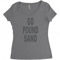 go pound sang Women's Triblend Scoop T-shirt | Artistshot
