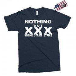 nothing but strikes bowling tee pba sports cool Exclusive T-shirt | Artistshot