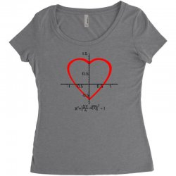 geek love shirt Women's Triblend Scoop T-shirt | Artistshot
