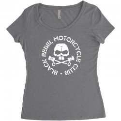 black rebel motorcycle club Women's Triblend Scoop T-shirt | Artistshot