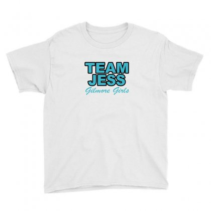 Team Jess Youth Tee Designed By Megaagustina