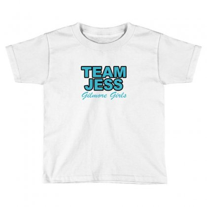 Team Jess Toddler T-shirt Designed By Megaagustina
