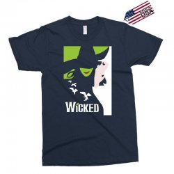 wicked broadway musical about wizard of oz Exclusive T-shirt | Artistshot