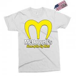 mcdowells Exclusive T-shirt | Artistshot