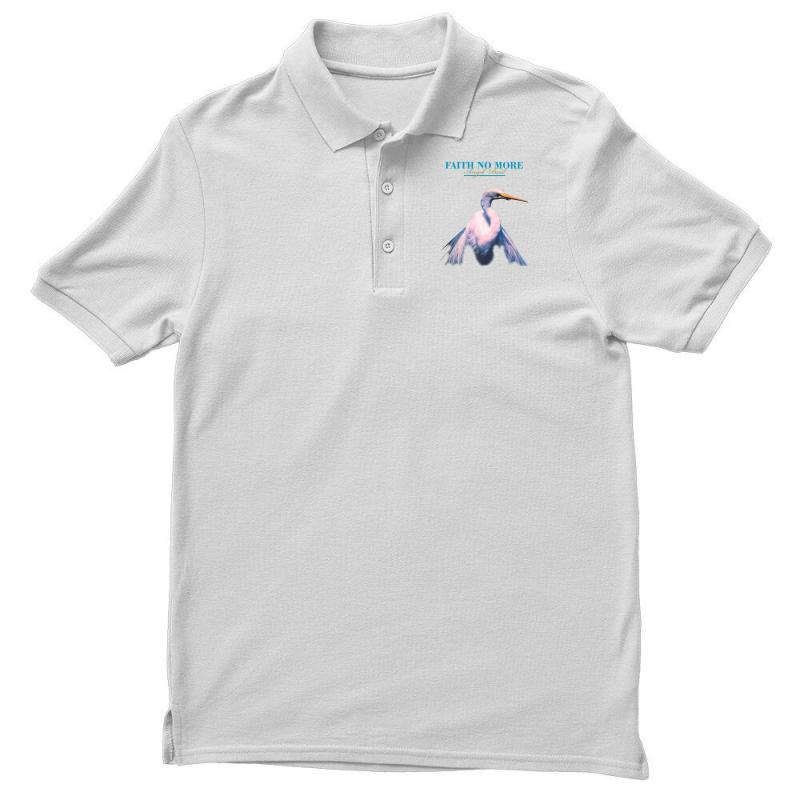 Faith No More Angel Dust Men's Polo Shirt | Artistshot