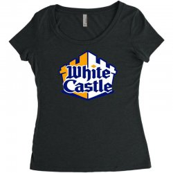 walter white castle Women's Triblend Scoop T-shirt | Artistshot
