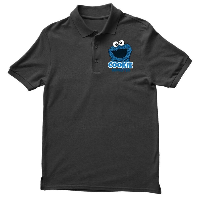 Cookie Monster Polo Shirt | Artistshot