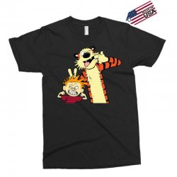 Calvin and hobbes Exclusive T-shirt | Artistshot