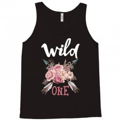 Wild One Girl Tank Top | Artistshot