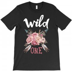 Wild One Girl T-Shirt | Artistshot