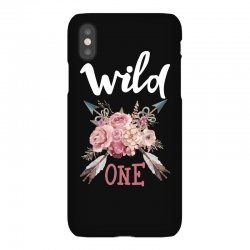 Wild One Girl iPhoneX Case | Artistshot