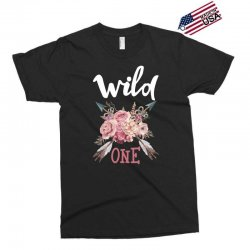 Wild One Girl Exclusive T-shirt | Artistshot