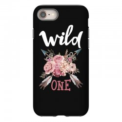 Wild One Girl iPhone 8 Case | Artistshot