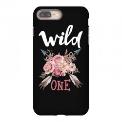 Wild One Girl iPhone 8 Plus Case | Artistshot
