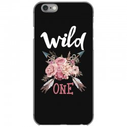Wild One Girl iPhone 6/6s Case | Artistshot