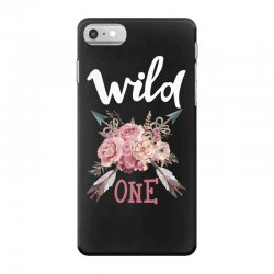 Wild One Girl iPhone 7 Case | Artistshot