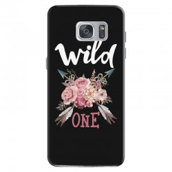 Wild One Girl Samsung Galaxy S7 Case | Artistshot