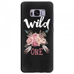 Wild One Girl Samsung Galaxy S8 Plus Case | Artistshot
