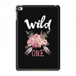 Wild One Girl iPad Mini 4 Case | Artistshot